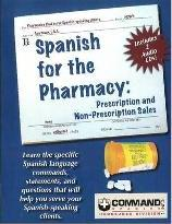 Spanish for the Pharmacy