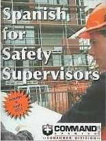 Spanish for Safety Supervisors