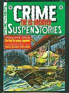 The EC Archives: Crime Suspenstories Volume 1