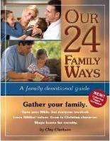 Our 24 Family Ways Revised