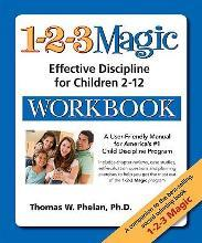 The 1-2-3 Magic Workbook