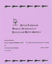 Office Furniture Product Standards in Europe and North America