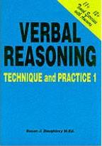 Verbal Reasoning: Technique and Practice No. 1