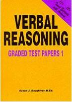 Verbal Reasoning: Graded Test Papers No. 1