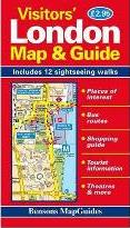 Visitors' London Map and Guide