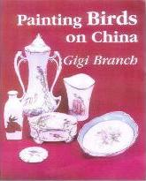 Painting Birds on China