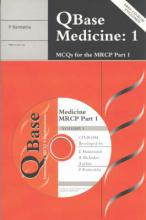 QBase Medicine Paperback with CD-ROM: Volume 1, MCQs for the MRCP, Part 1