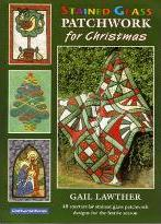 Stained Glass Patchwork for Christmas