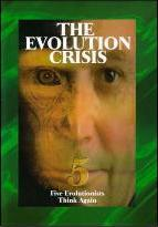 The Evolution Crisis (first edition)