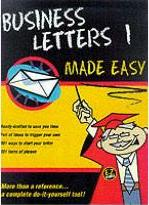 Business Letters Made Easy: v. 1