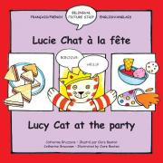 Lucy Cat at the Party