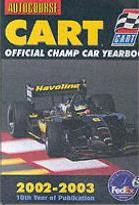 Autocourse CART Official Yearbook 2002-03