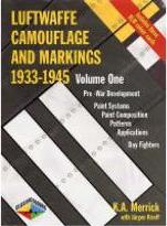 Luftwaffe Camouflage and Markings: v. 1
