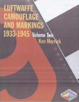 Luftwaffe Camouflage and Markings, 1933-1945: v. 2