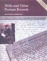 Wills and Other Probate Records