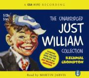"The Unabridged Just William Collection: ""Just William - Home for the Holidays"", ""Just William at Christmas"""