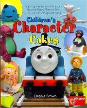 Children's Character Cakes
