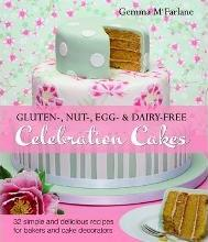 Gluten-, Nut-, Egg- & Dairy-Free Celebration Cakes