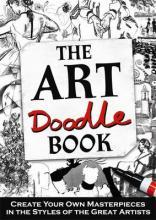 The Art Doodle Book