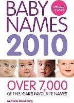 Baby Names 2010