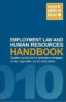 Employment Law and Human Resources Handbook 2010