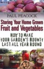 Storing Your Home Grown Fruit and Vegetables