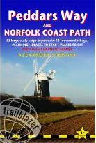 Peddars Way and Norfolk Coast Path: Trailblazer British Walking Guide