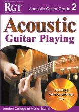 Acoustic Guitar Playing: Grade 2