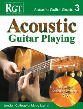 Acoustic Guitar Playing: Grade 3