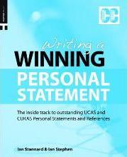 Critical Choices: Writing a Winning Personal Statement