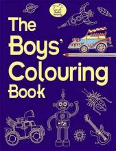 The Boys' Colouring Book