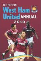Official West Ham United FC Annual 2010 2010