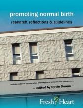 Promoting Normal Birth