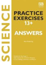 Science Practice Exercises 13+ Answer Book