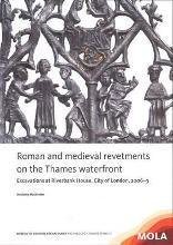 Roman and medieval revetments on the Thames waterfront
