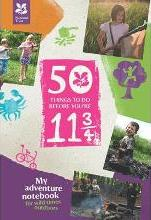 50 Things to Do Before You are 11 3/4