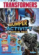 Transformers Activity Annual Bumper Pack 2015