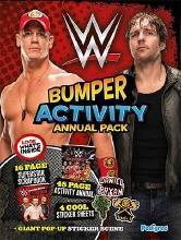 WWE Activity Annual Bumper Pack 2015