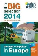 Alan Rogers - The Best Campsites in Europe 2014