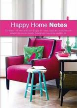 Happy Home Notes Pink