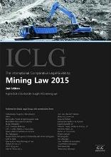 The International Comparative Legal Guide to: Mining Law 2015