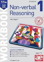 11+ Non-Verbal Reasoning Year 3/4 Workbook 1