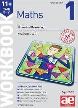 11+ Maths Year 5-7 Workbook 1