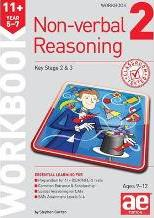 11+ Non-Verbal Reasoning Year 5-7 Workbook 2