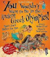 You Wouldn't Want to be in the Ancient Greek Olympics