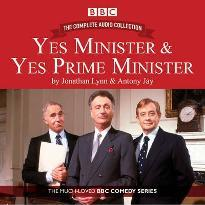 Yes Minister & Yes Prime Minister: The Complete Audio Collection