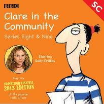 Clare in the Community: Series 8 & 9 Plus the 2013 Edinburgh Festival Special
