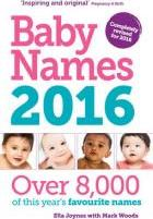 Baby Names 2016