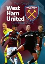 The Official West Ham United FC Calendar 2018