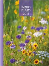Dairy Diary 2018: A5 Week-to-View Diary with Recipes, Pocket and Stickers 2018